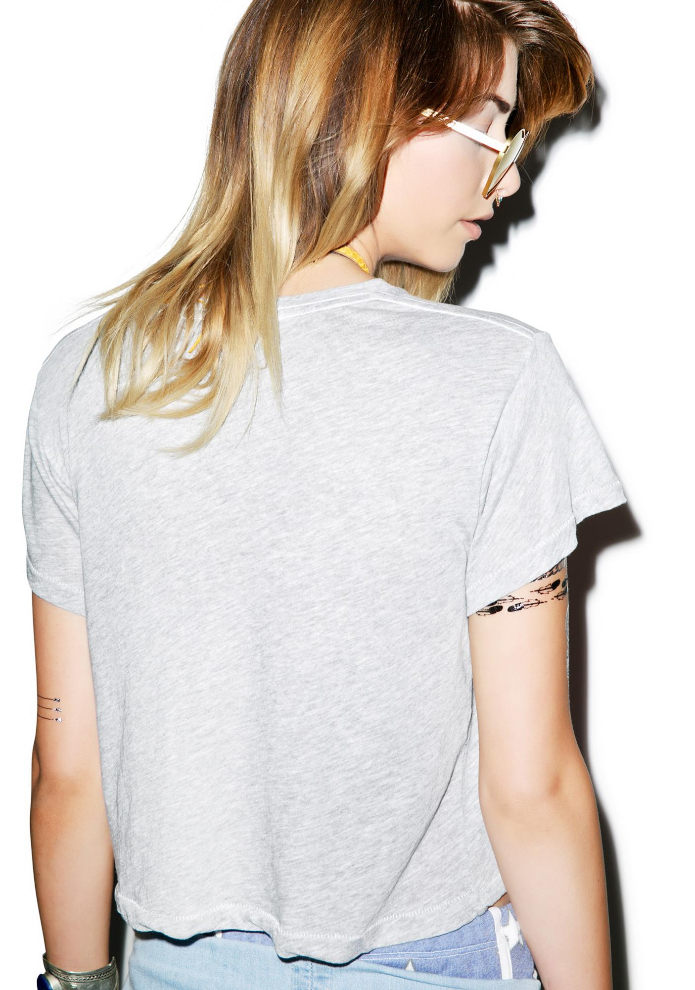 Wildfox Couture Hangover Club '83 Middie Tee
