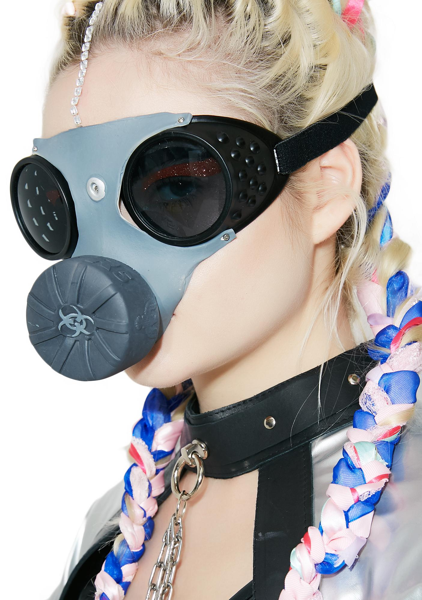Hazy Daze Mask Goggles