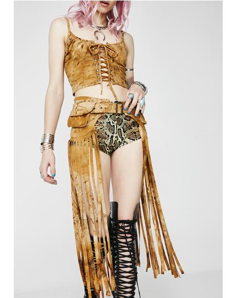 Desert Dimension Fringe Belt
