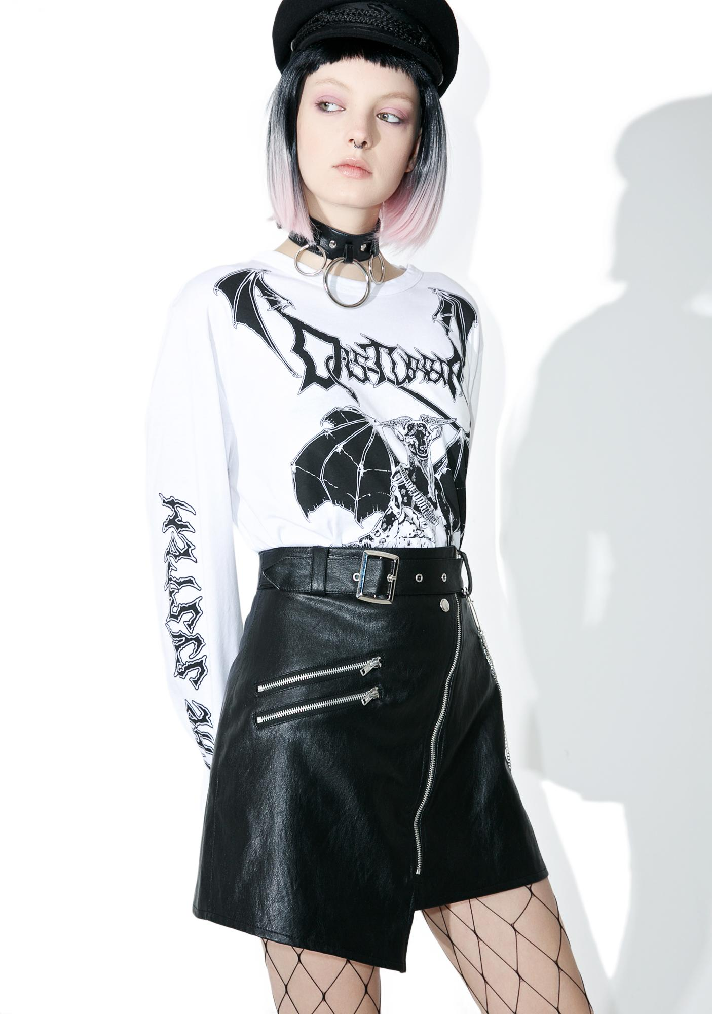 Disturbia  Nowhere Skirt