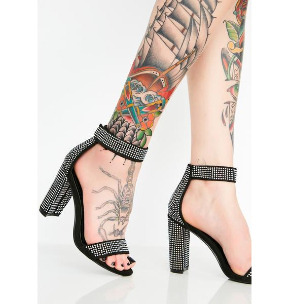 The Good Life Embellished Heels