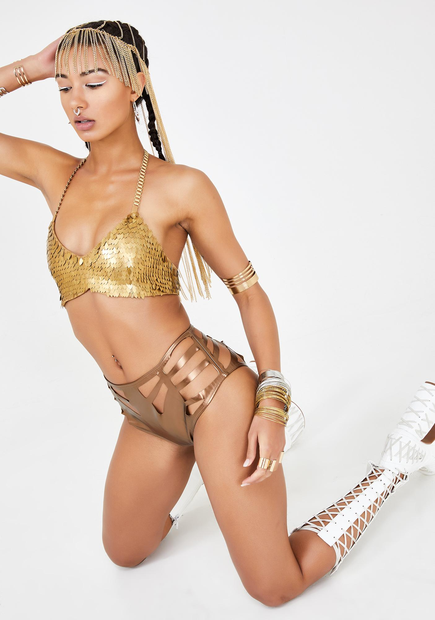 Club Exx Enchantress Soul Bra Top