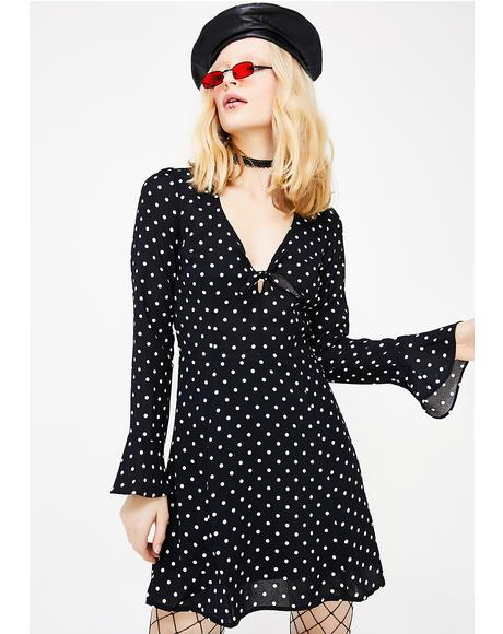 Polka Dot Luv Dress