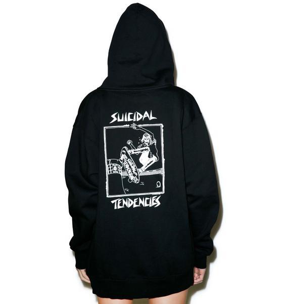 Suicidal Tendencies Pool Skater Hoodie