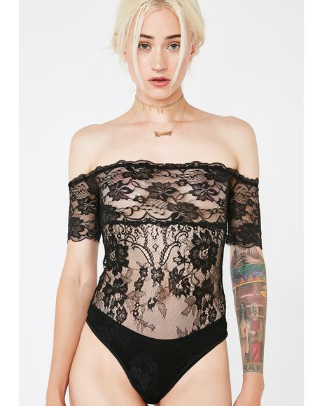 Sexxed Up Lace Bodysuit