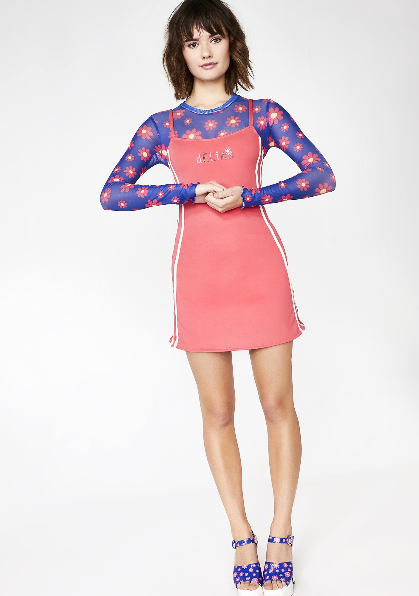 dELiA*s by Dolls Kill Game Changer Cami Dress