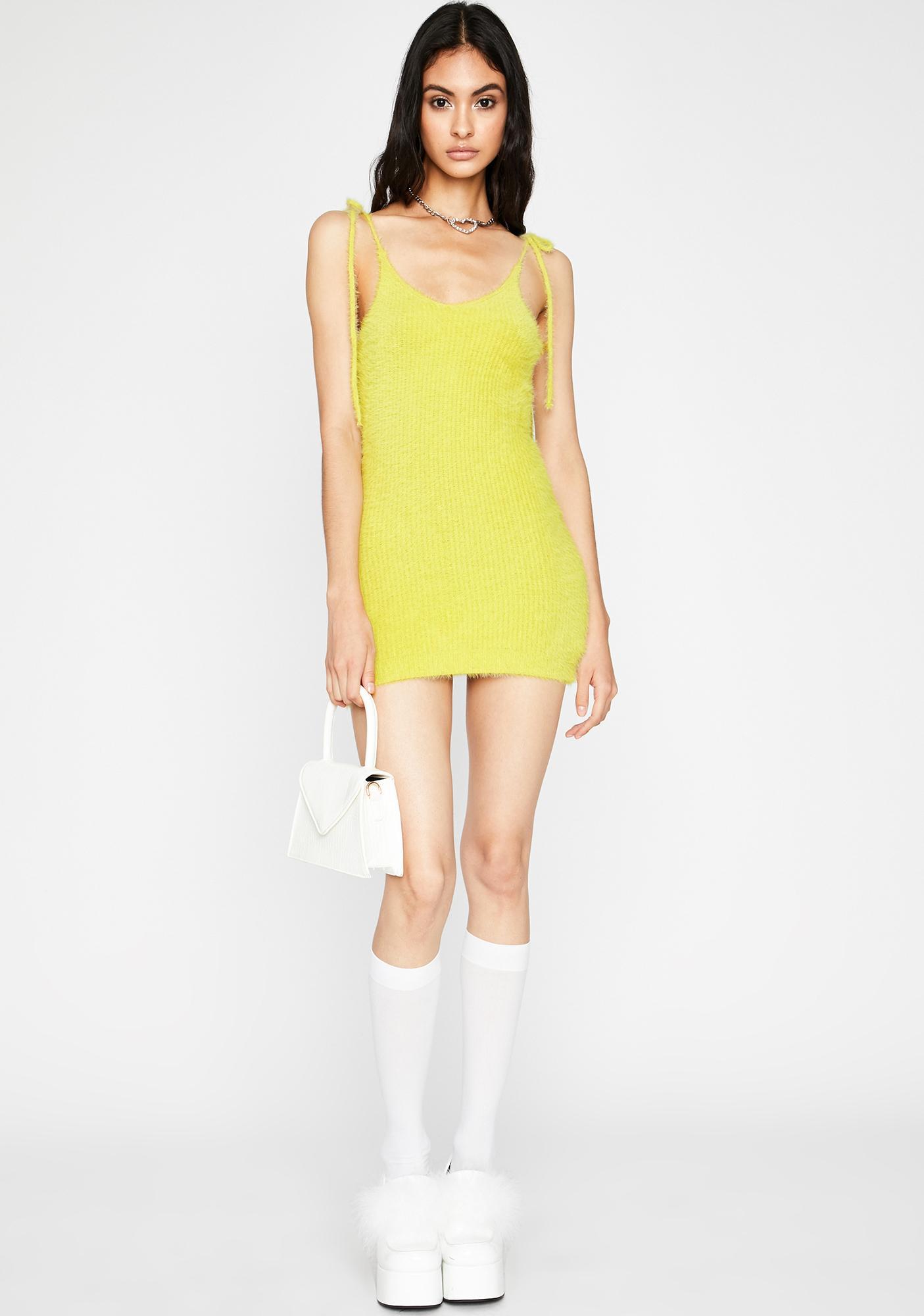 Dude Who Don't Love Me Mini Dress
