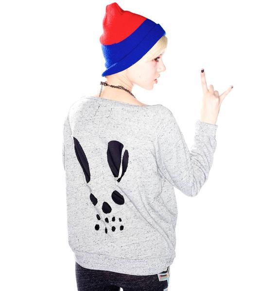 Sauce Bunny Crew Sweatshirt