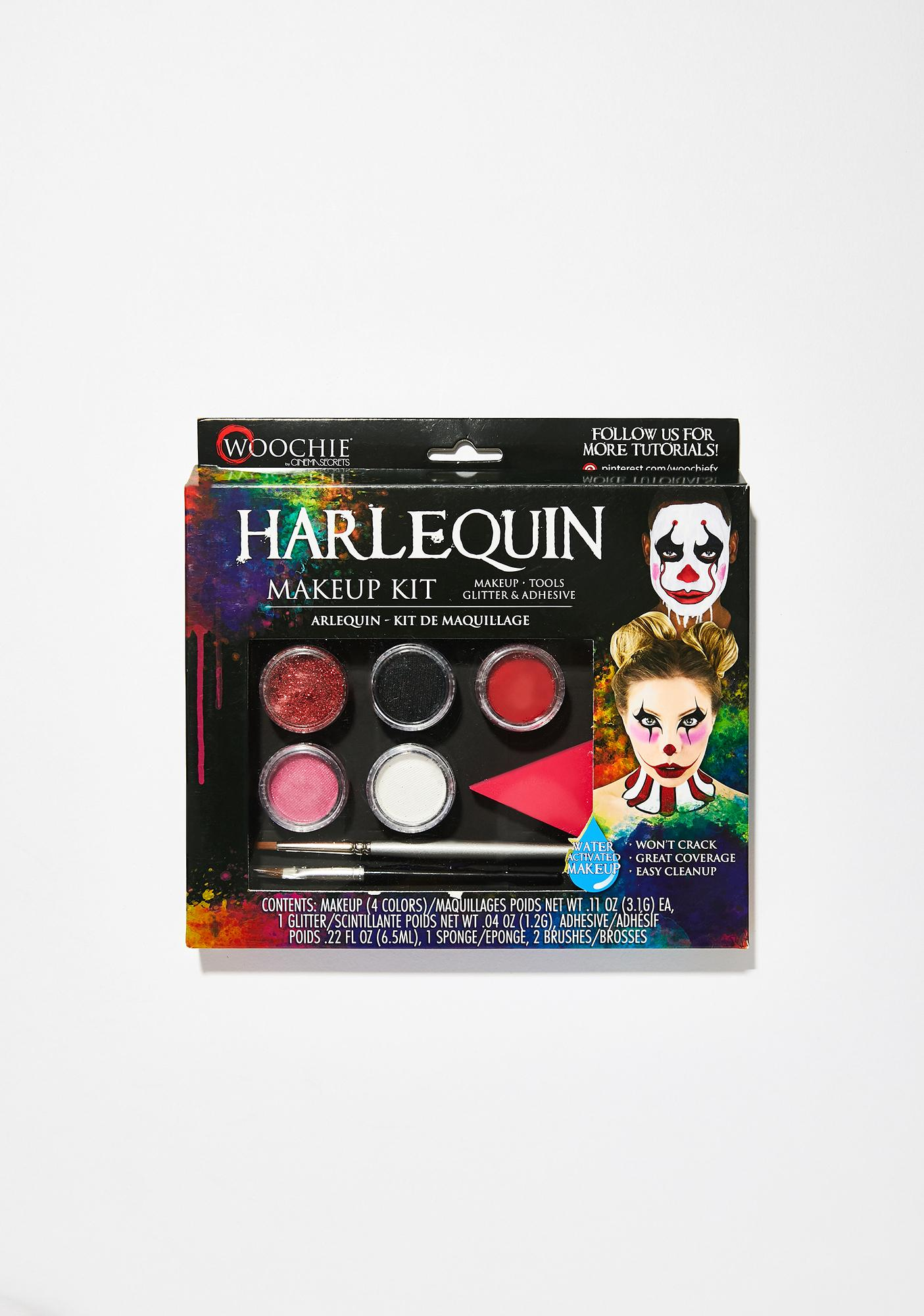 Miss Harlequin Makeup Kit