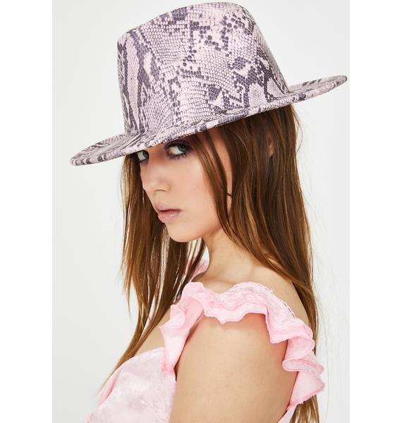Outback Snakehouse Wide Brim Fedora