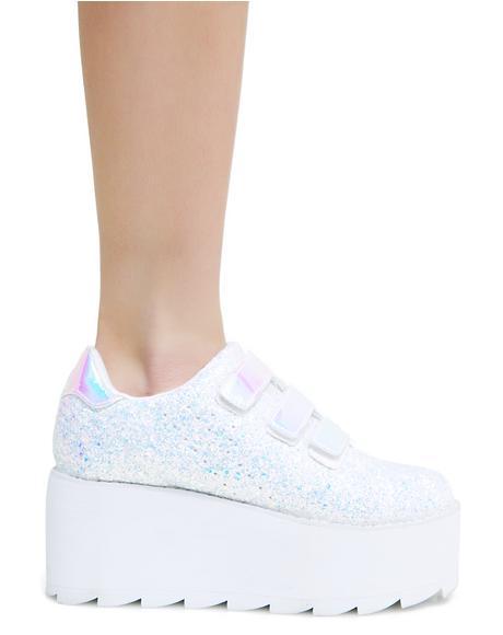 Icy Lala Platform Sneakers