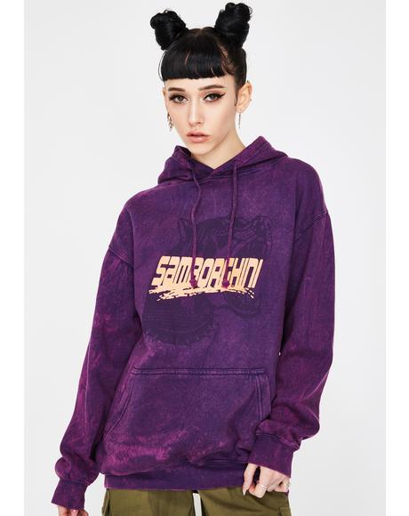 Splash Logo Kit Pullover Hoodie