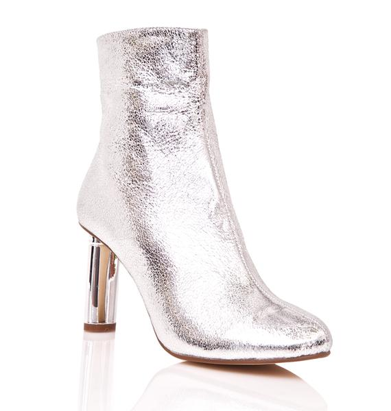 Lightscreen Ankle Boots