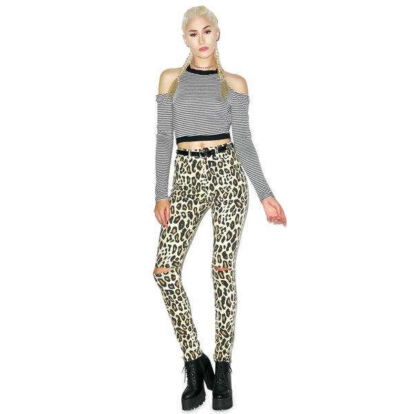 Twiin Bitter Haze Crop Top