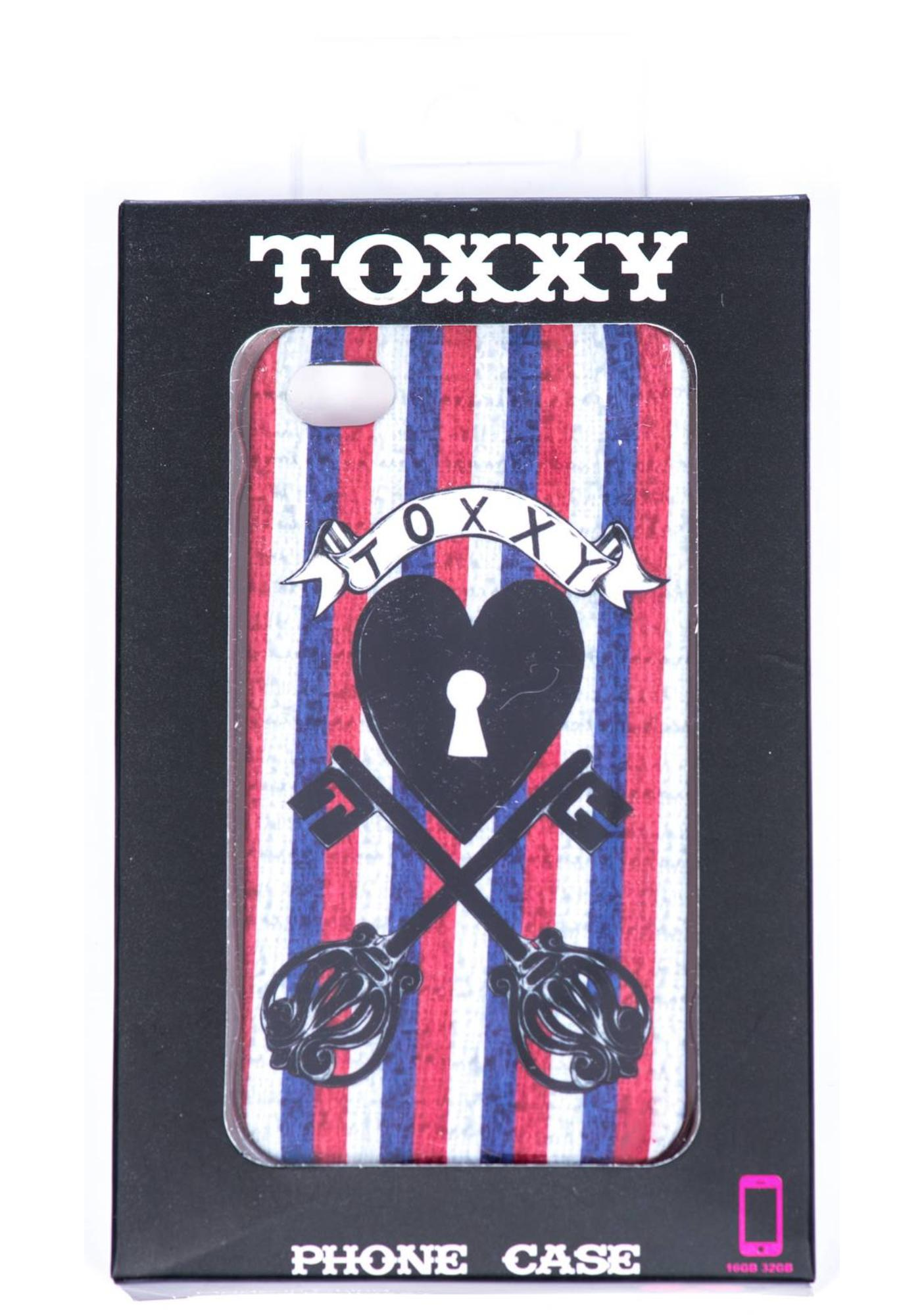 Key Cross iPhone Case