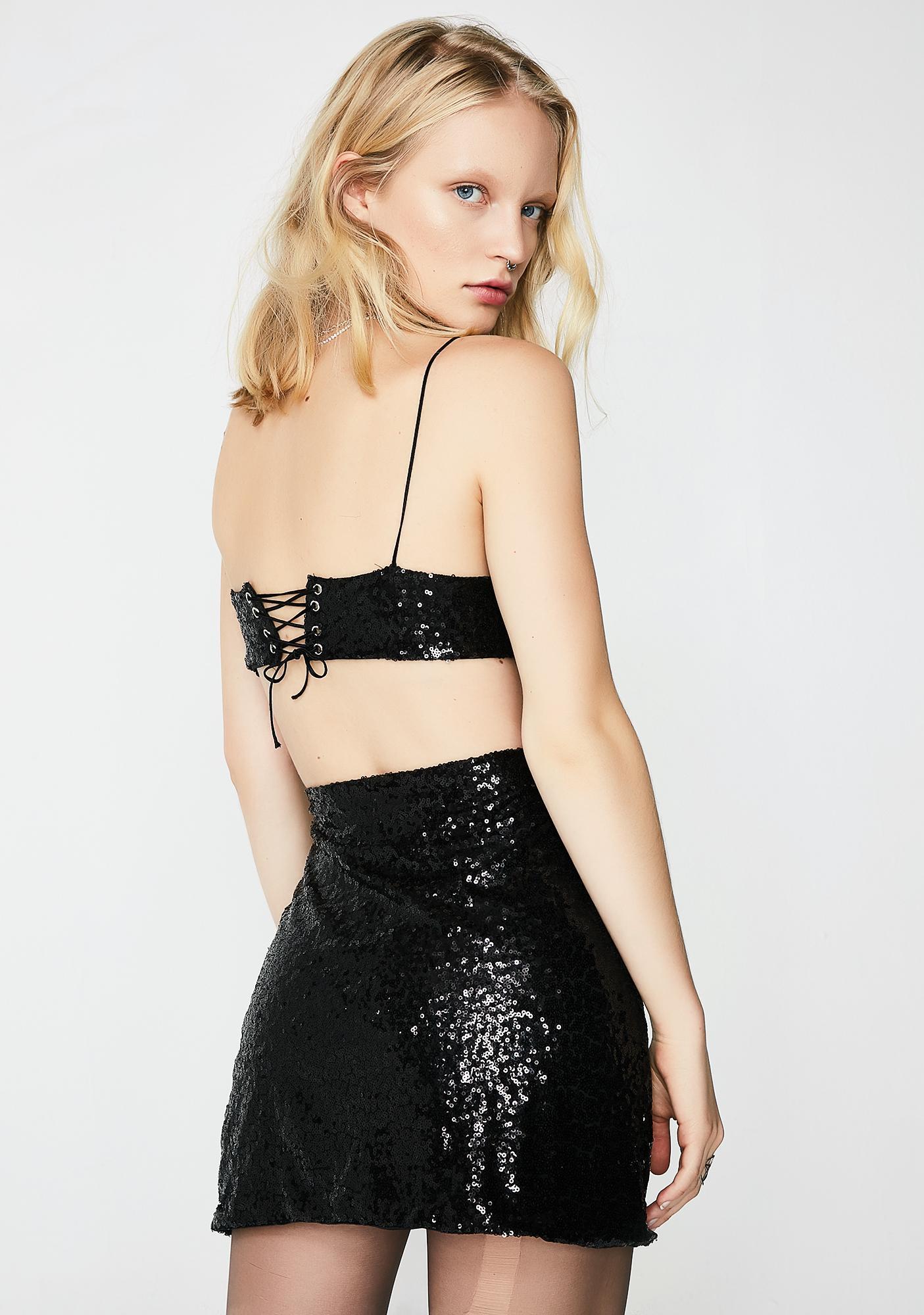 O Mighty Blackstar Skirt
