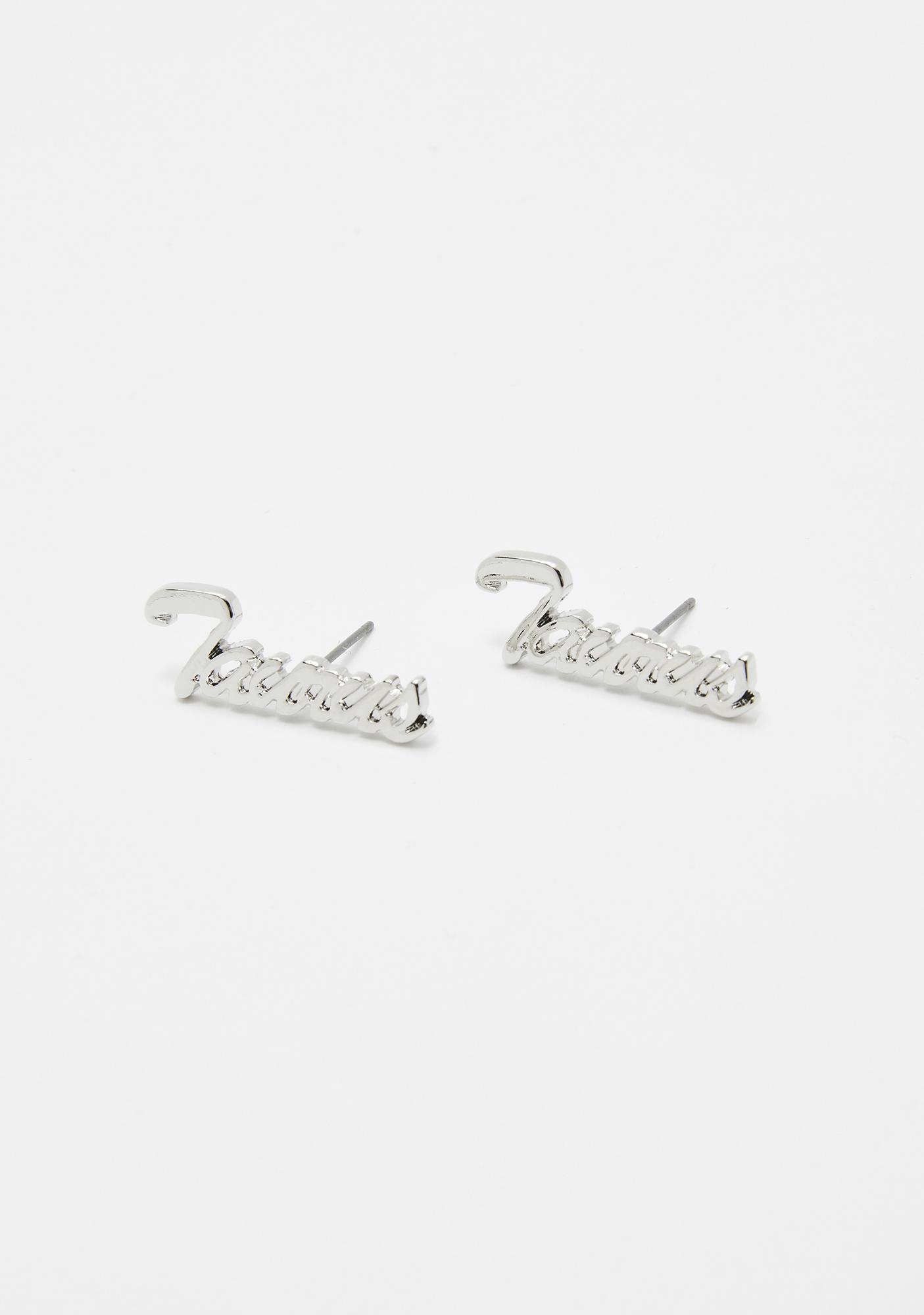 Troublemakin' Taurus Earrings