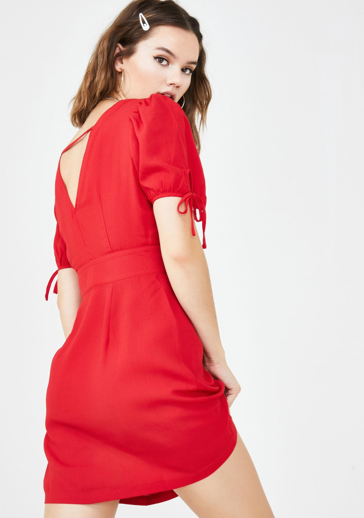 Glamorous Summer Haze Mini Dress