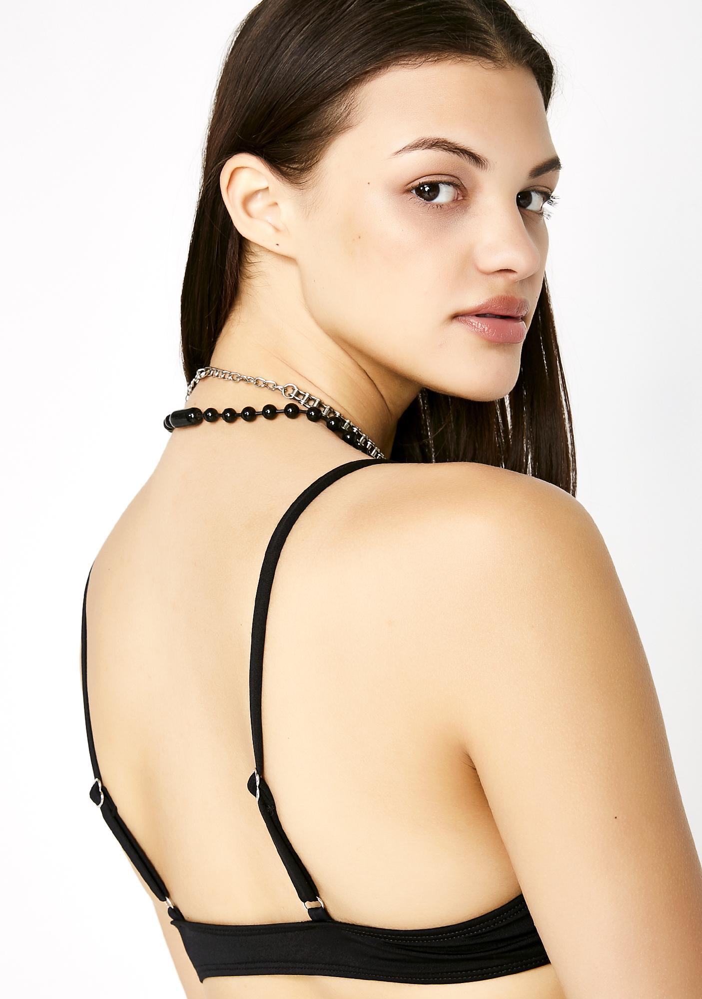 Sinful Allure Bikini Top