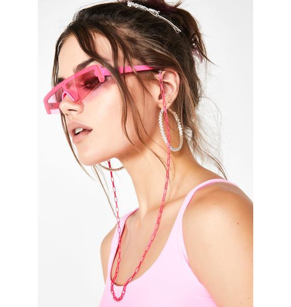Suddenly Last Summer Sunglasses Chain