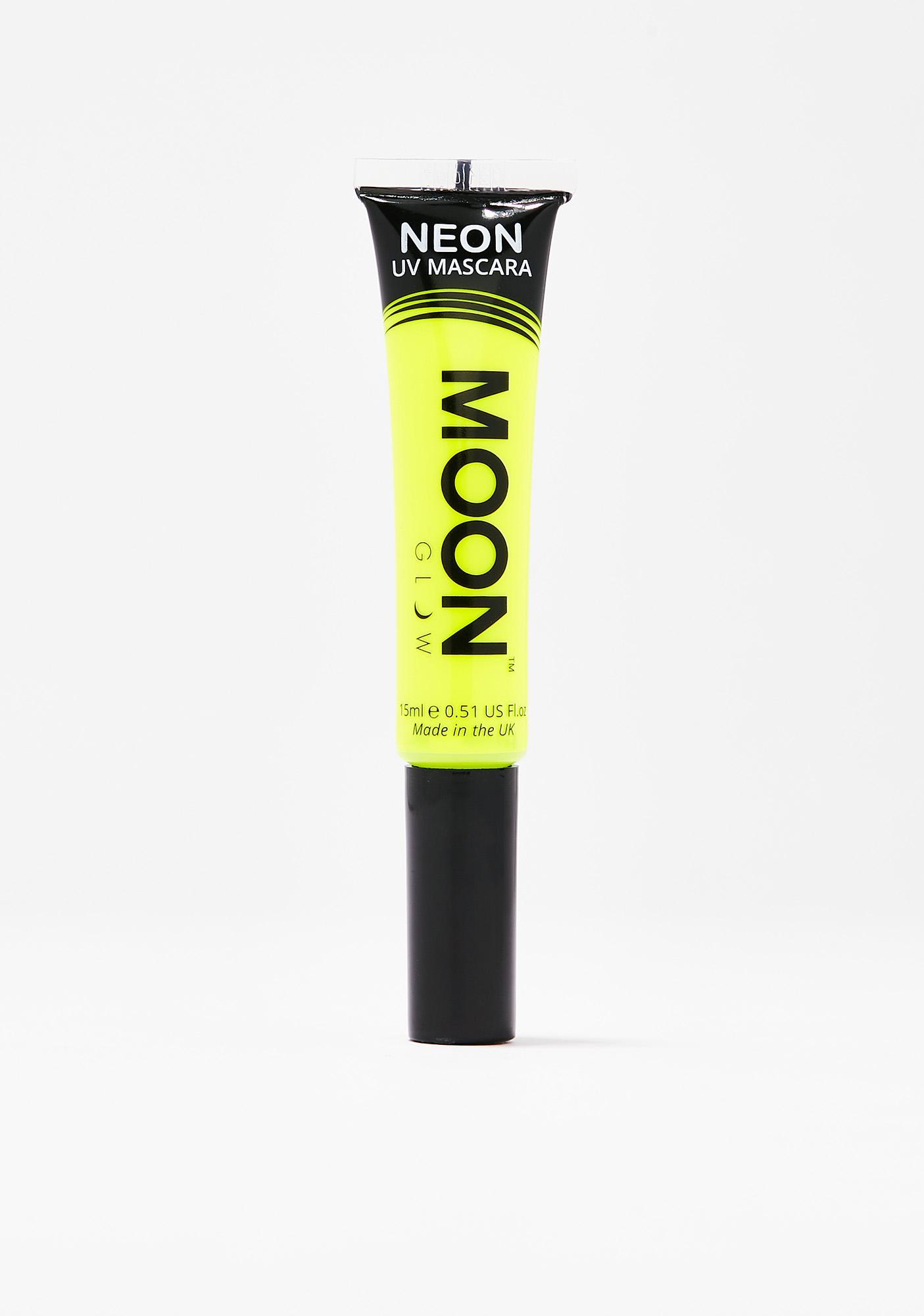 Moon Creations Intense Yellow UV Mascara