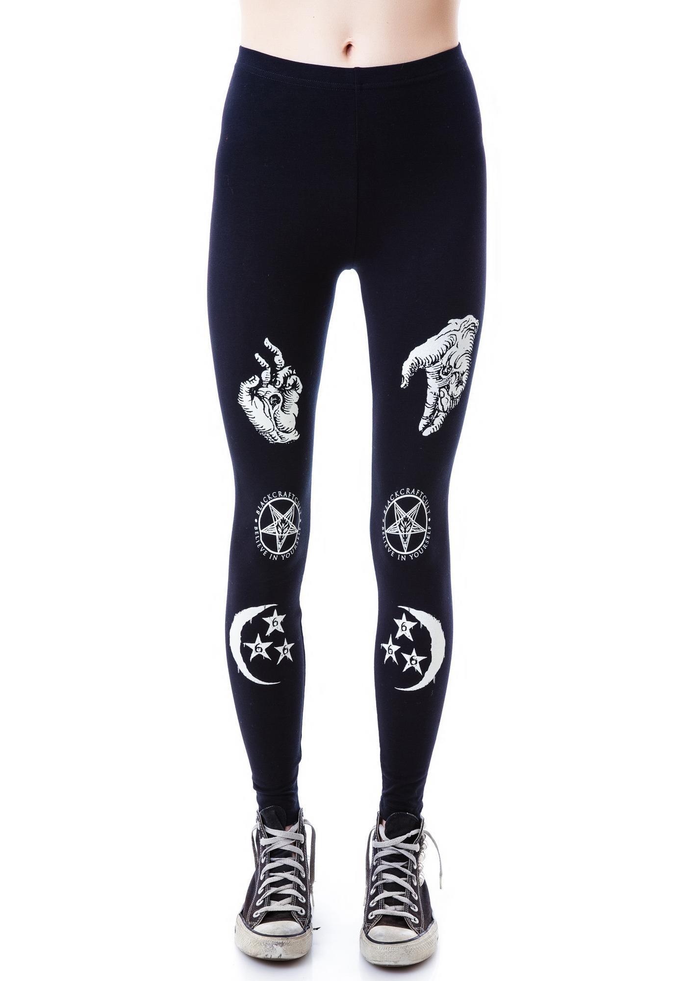 Severed Hands Leggings