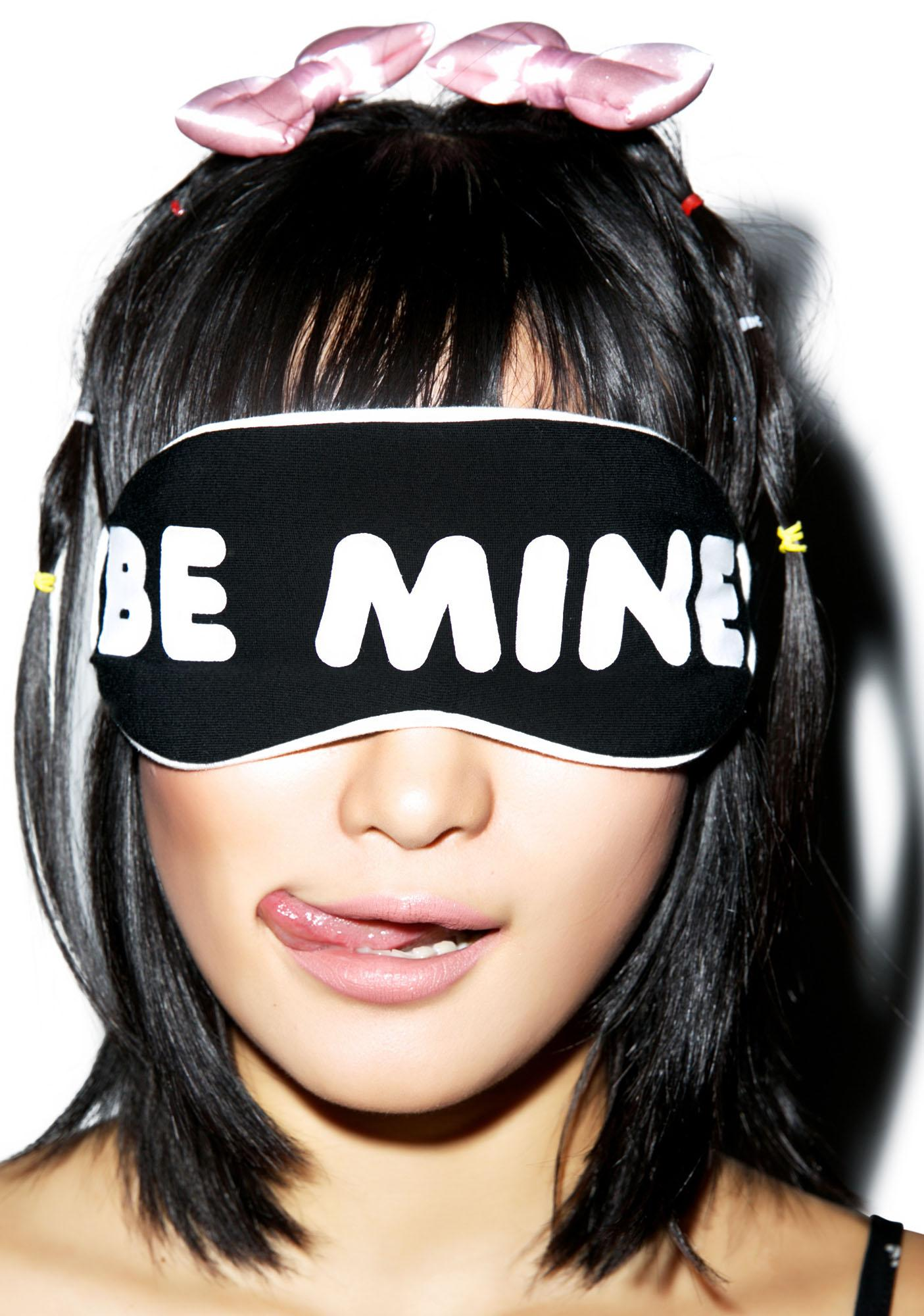 Wildfox Couture Be Mine Eye Mask