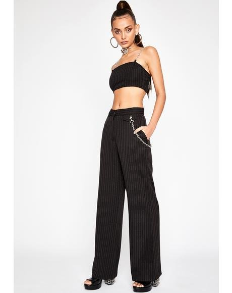 Success Story Wide Leg Pants