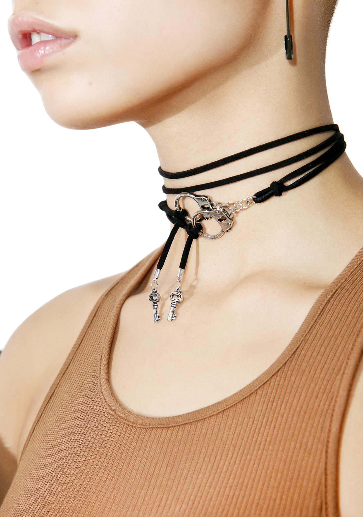 Partner In Crime Choker