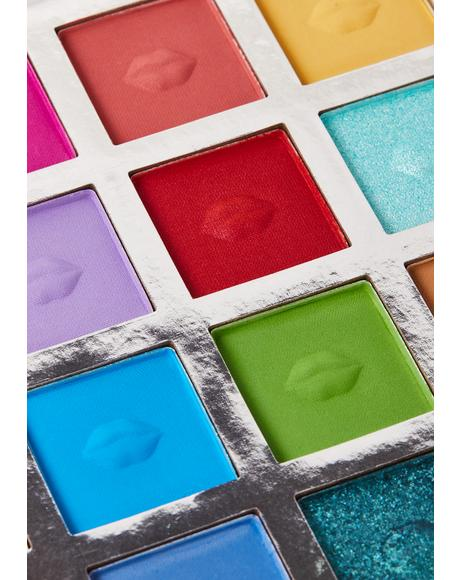 Monster Squad Eyeshadow Palette