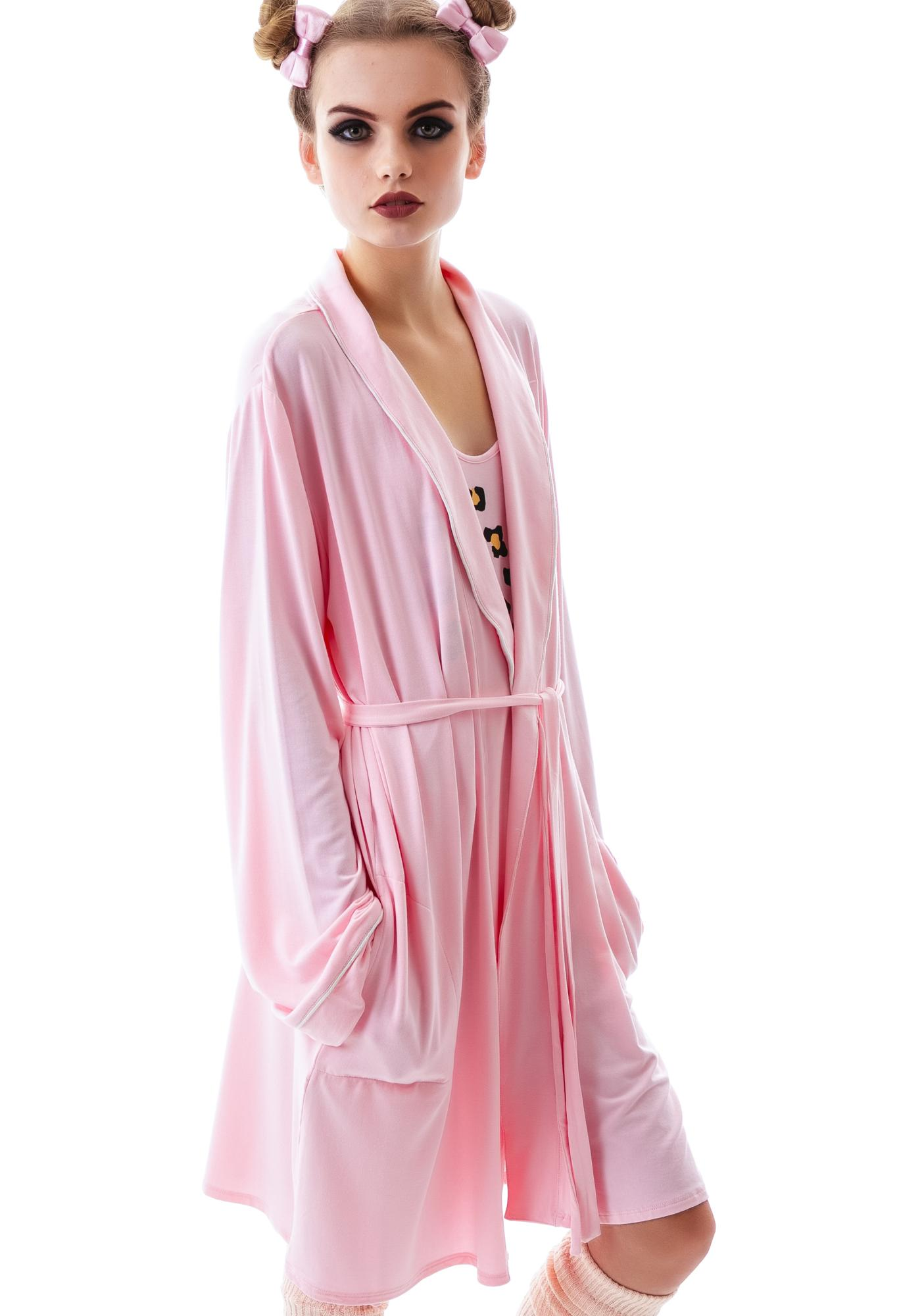 Wildfox Couture L'Amour Robe