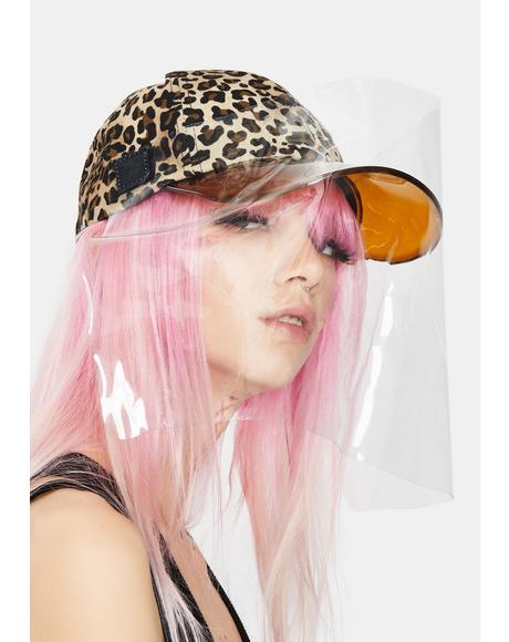 Fierce Take No Hits Baseball Cap With Screen