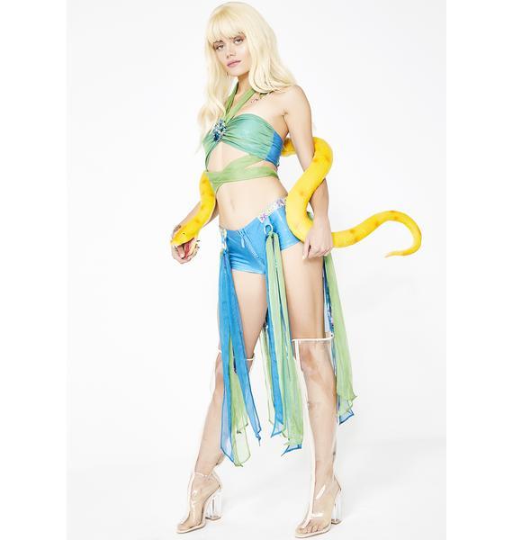 Dolls Kill Slave 4 U Costume Set