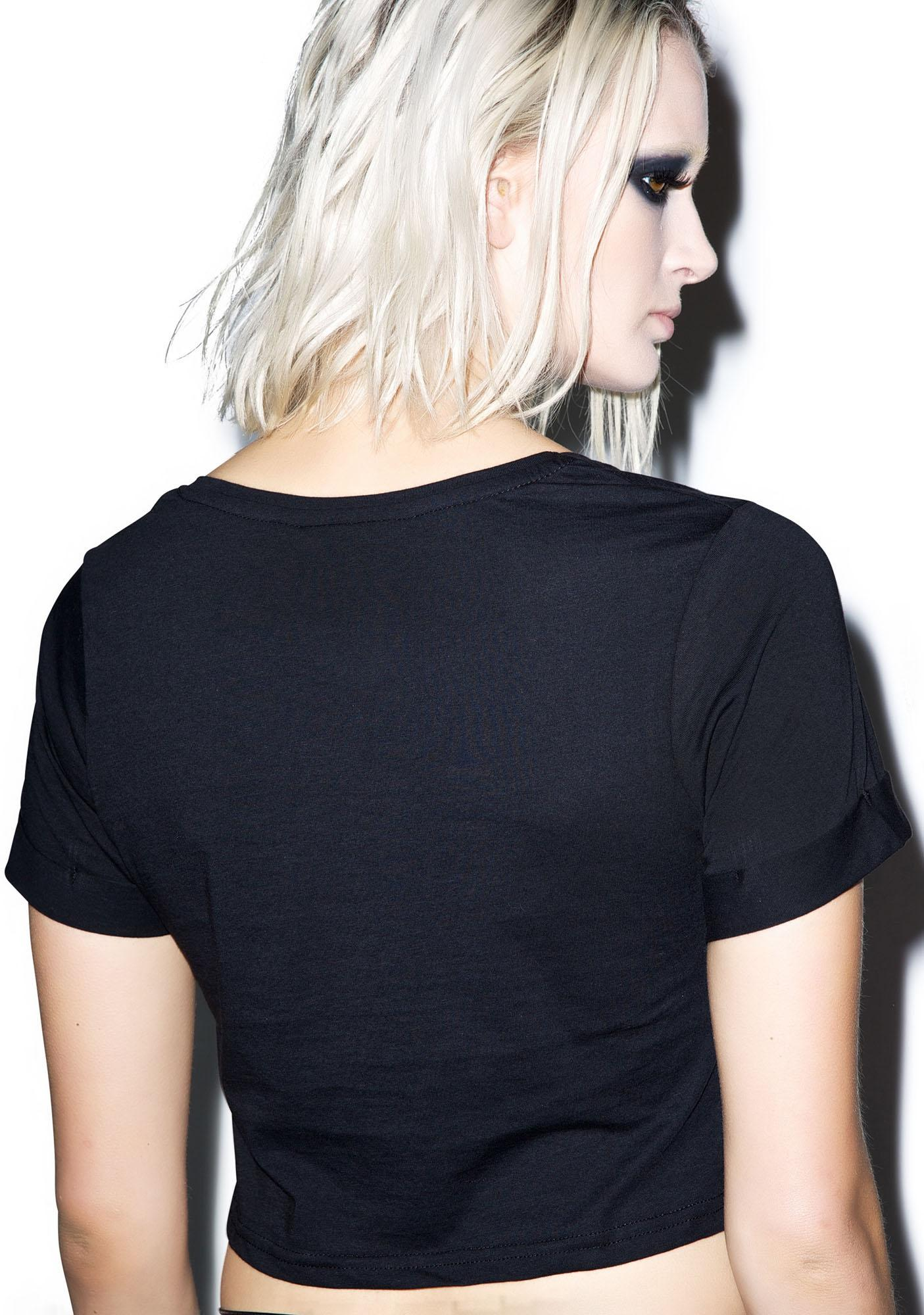Killstar Third Eye Crop Top