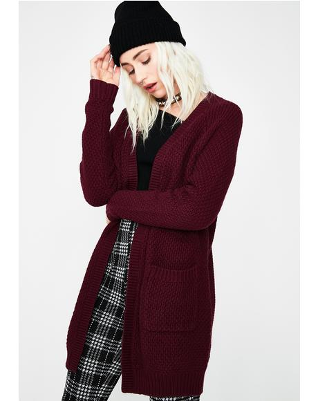 Want It All Knit Cardigan