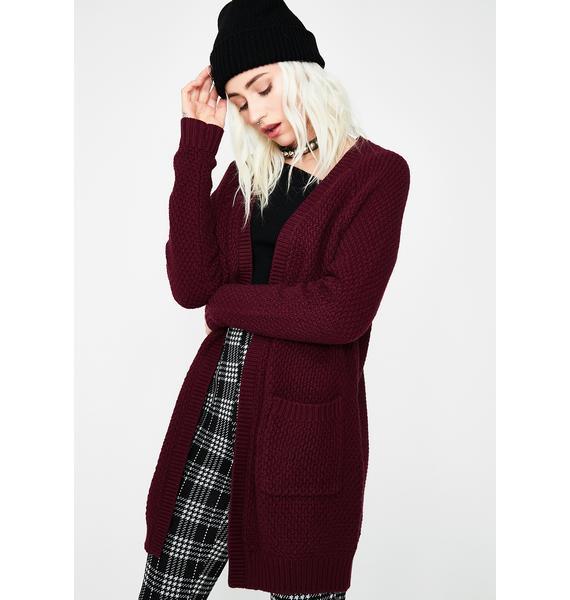 Want It All Knit Cardigan