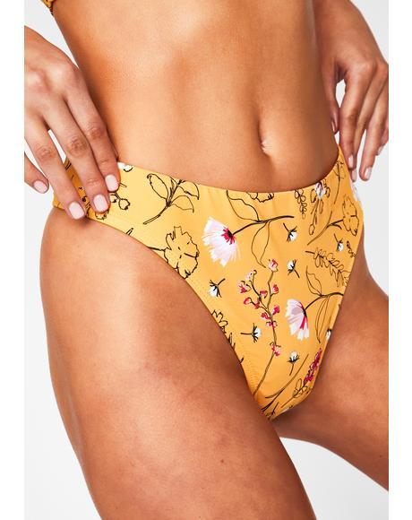 Radiant Bikini Bottoms