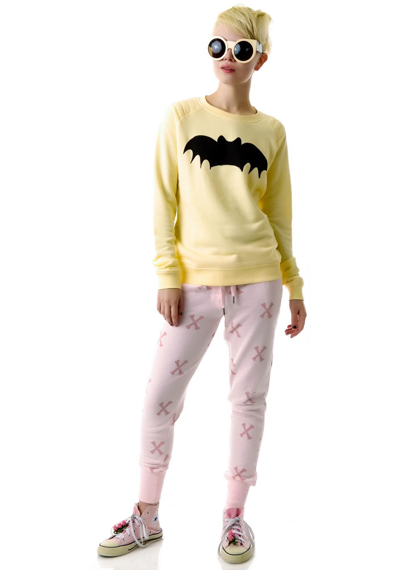 Zoe Karssen Bat Sweater