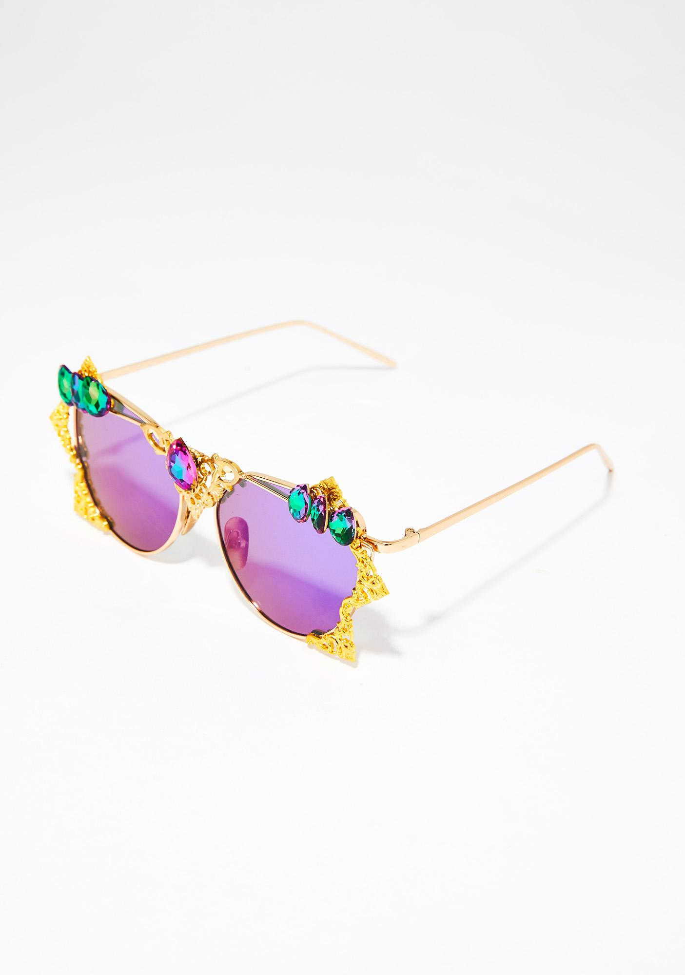 The Lyte Couture Sea Goddess Sunnies