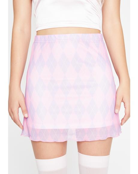 Posse Protocol Mini Skirt