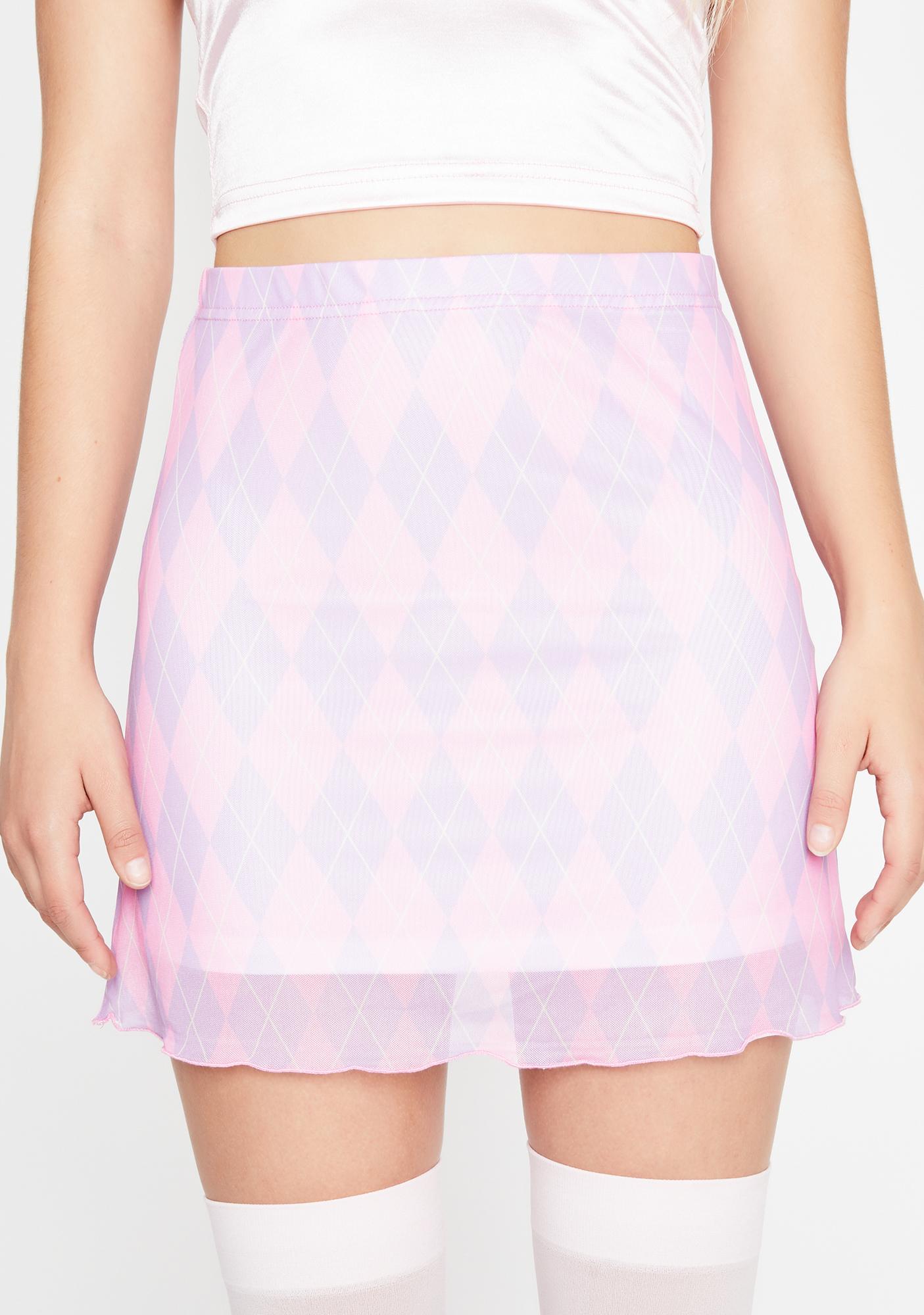 Sugar Thrillz Posse Protocol Mini Skirt