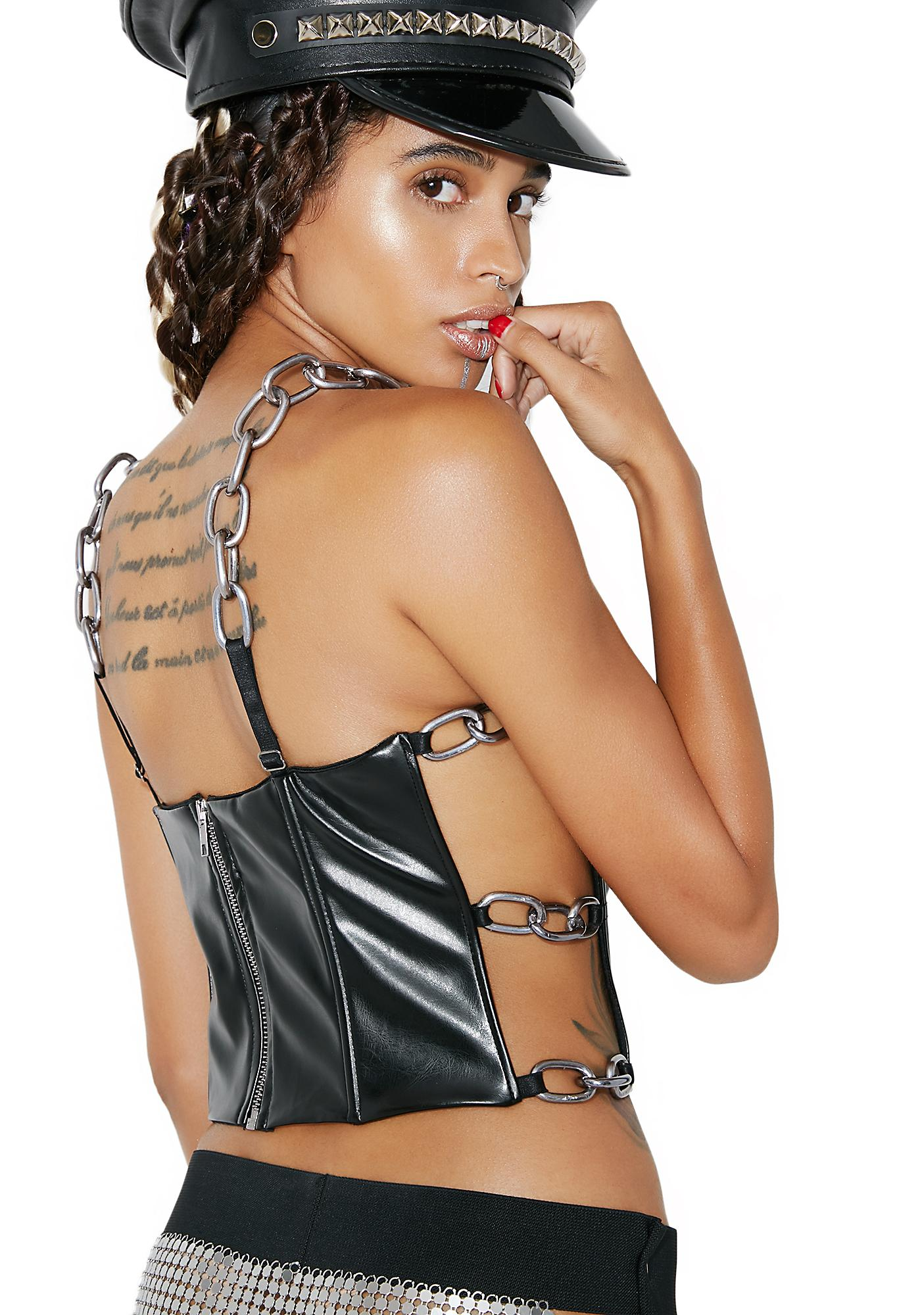 Unchained Entity Bustier