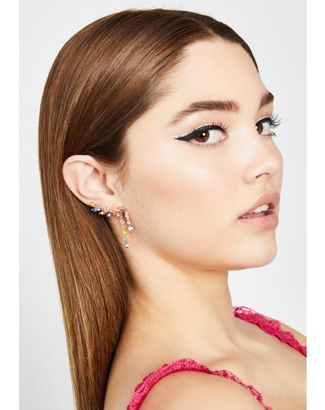 Seasons Change Leaf Earrings