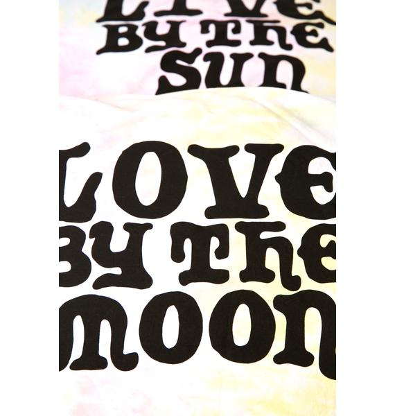 Jac Vanek Live By The Sun Pillowcase Set