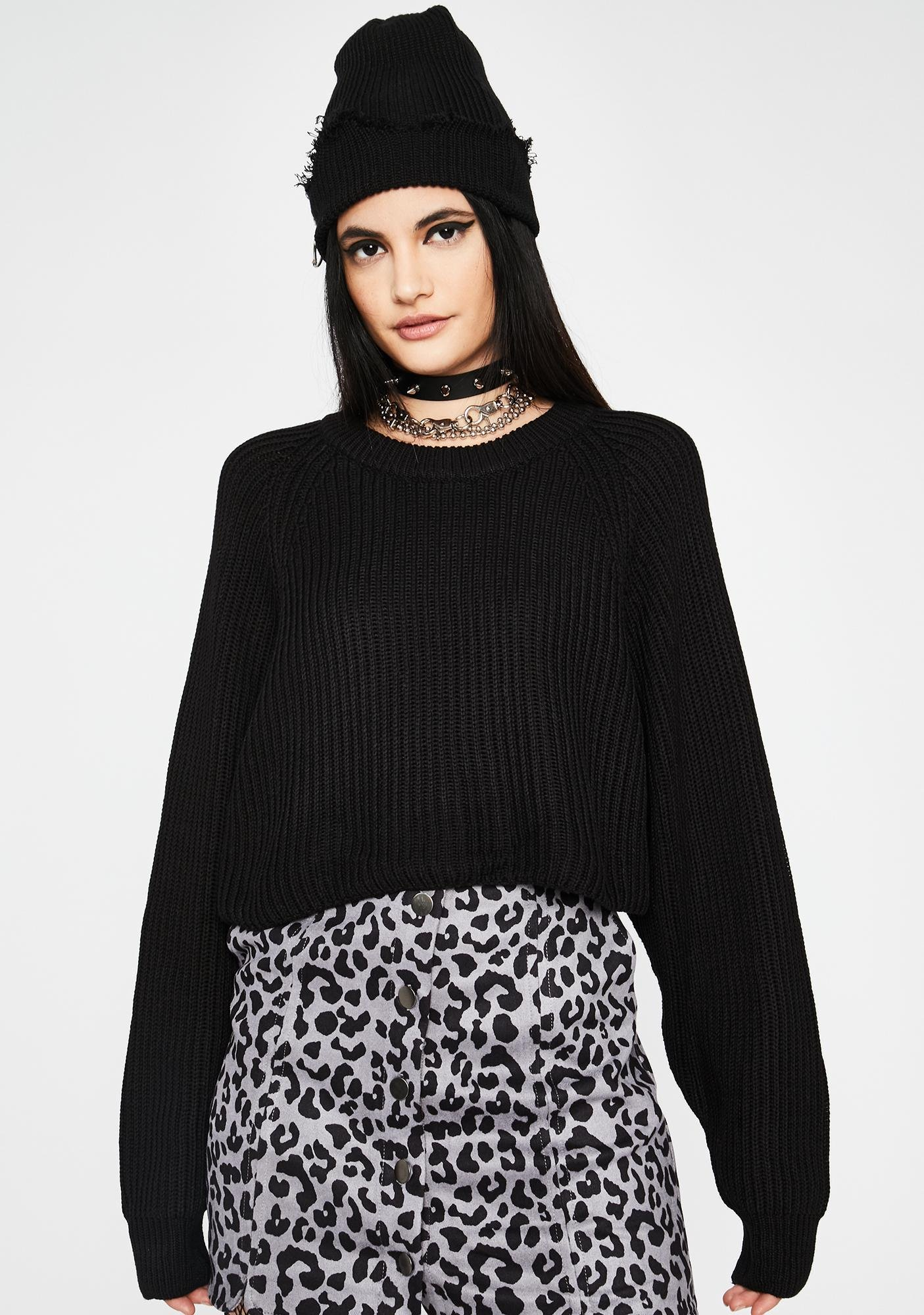 Tender Touch Knit Sweater