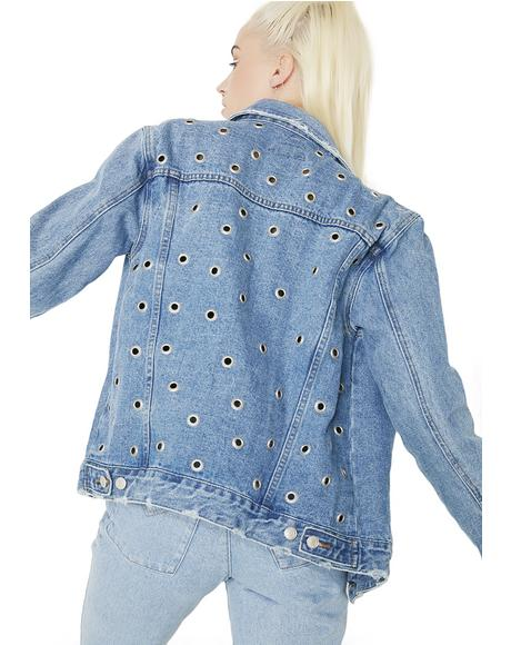 Holy Roller Denim Jacket