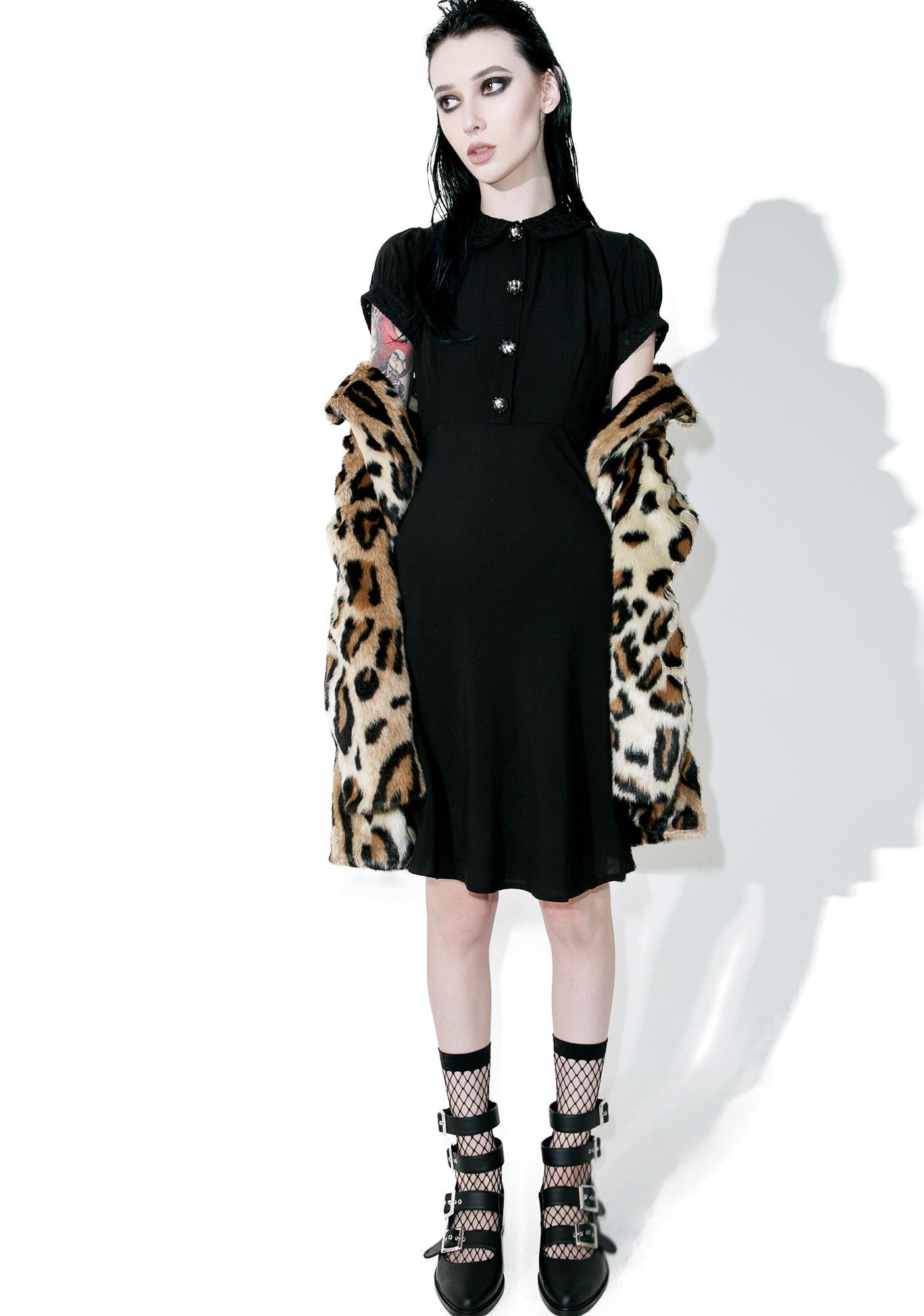 Tripp NYC Babydoll Dress