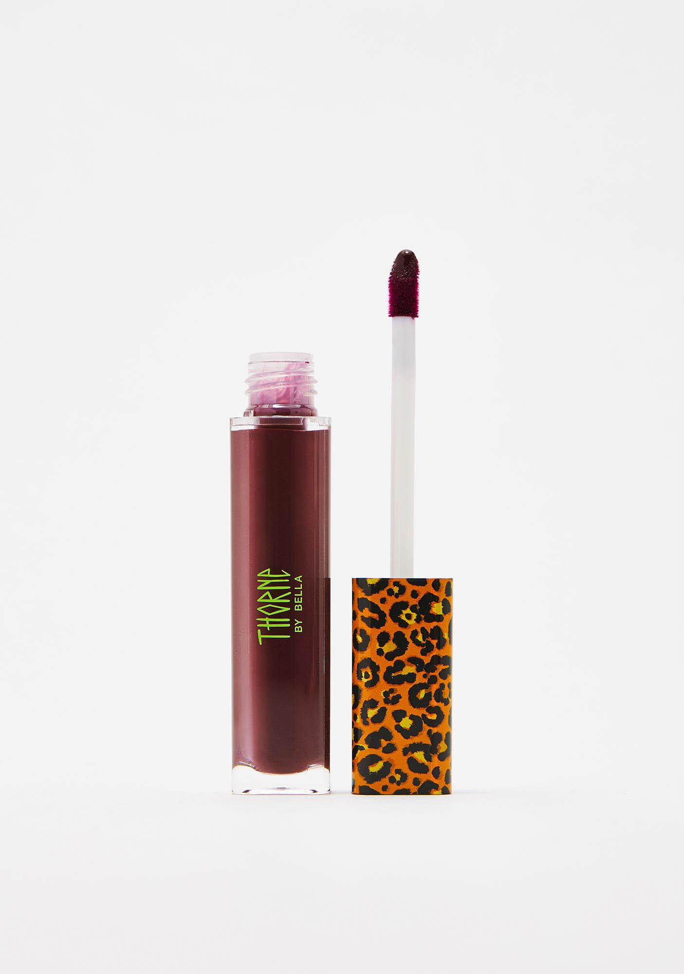 Thorne By Bella Sexual Chocolate Lip Stain
