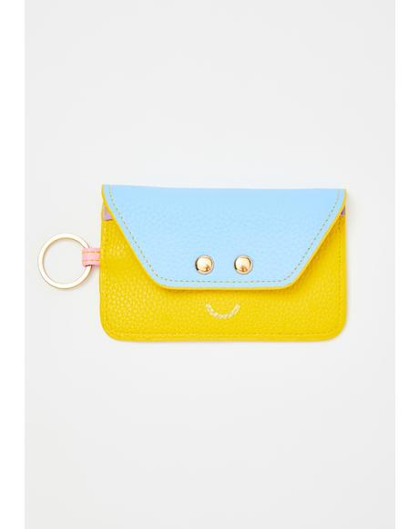 Pastel Dirty Cash Purse