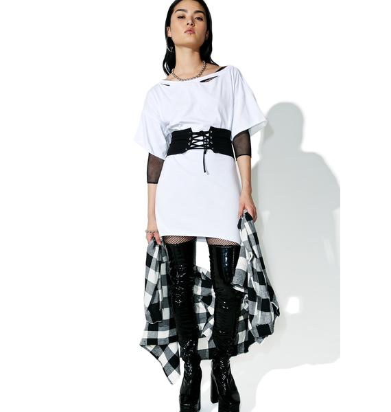 Worst Witch Oversized Tee